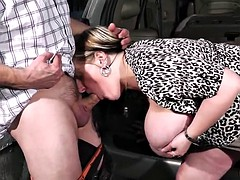 beamy melons woman fucked at work