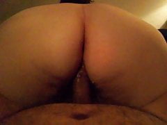 PAWG red-hot riding my dick