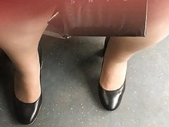 toes in eradicate affect stockings. fat women with prospect