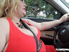 Slutty BBW MILF Sienna Hills Cruises Hood be worthwhile for some Cock