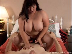 Beautiful chubby special asian BBW Olivia loves to fuck