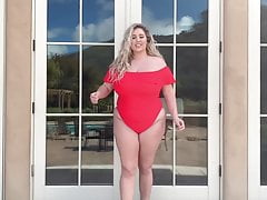 bbw ONE PIECE SWIMSUIT
