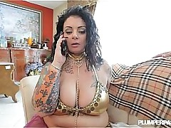 Heavy Belly Dancer Gets Lost and Fucked concerning Miami
