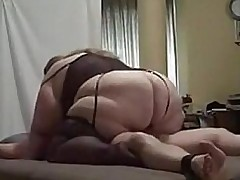 He Can't Handle Be passed on Mega SSBBW Booty