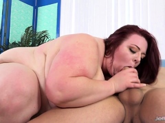 Popular Miss Ladycakes Rides Her Man