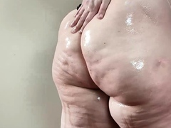 Amateur blonde bbw ruby sexy aggravation tease unsightly motion picture