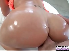 Sultry Widely applicable (Savana Styles) With Beamy Curvy Butt Enjoy Anal Mating vid-29
