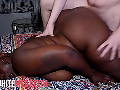 Marley Moore white cock anal fuck