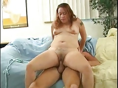 fat Chunky Fuckfriend I met online likes cock all day